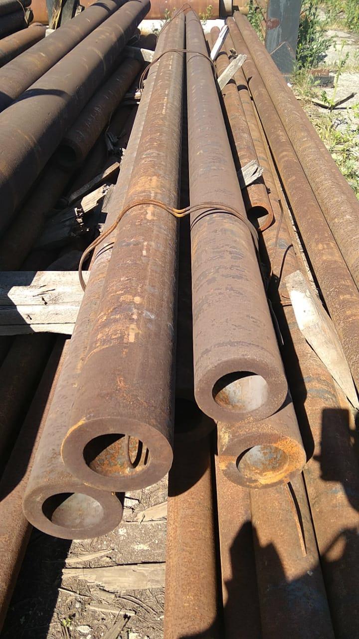 Трубы черные стальные 152х30 горячедеформированные ГОСТ 8731-74 можно купить со склада от 1 метра.