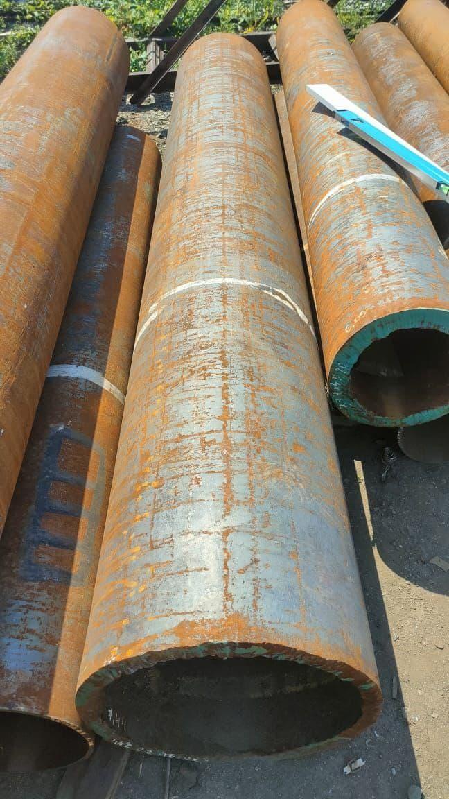 Продам трубу  325*25  толстостенную стальную бесшовную ГОСТ 8732-78 от 1 метра.