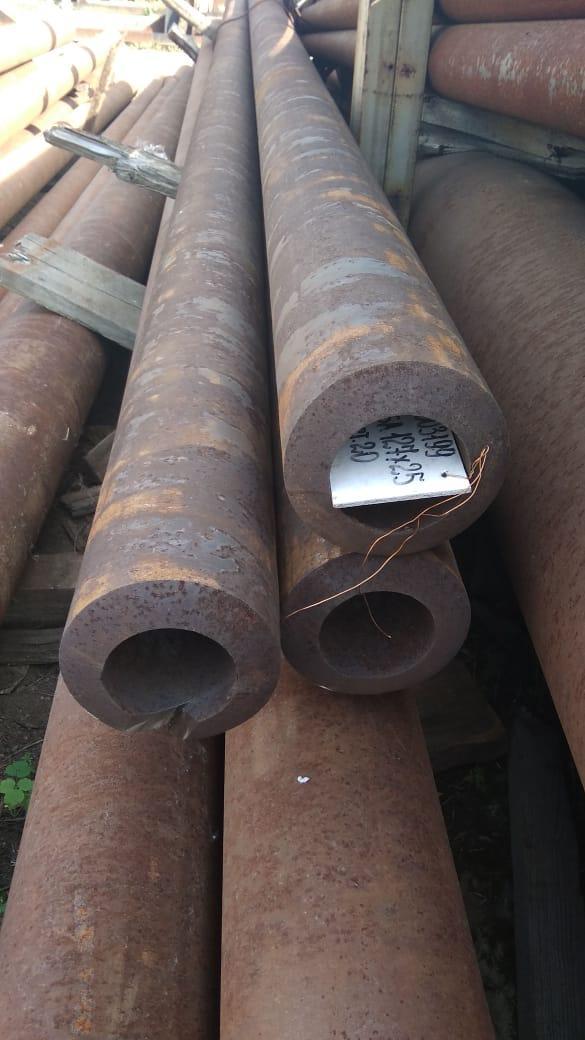 Труба толстостенная 127х25 горячекатаная бесшовная стальная ГОСТ 8732-78