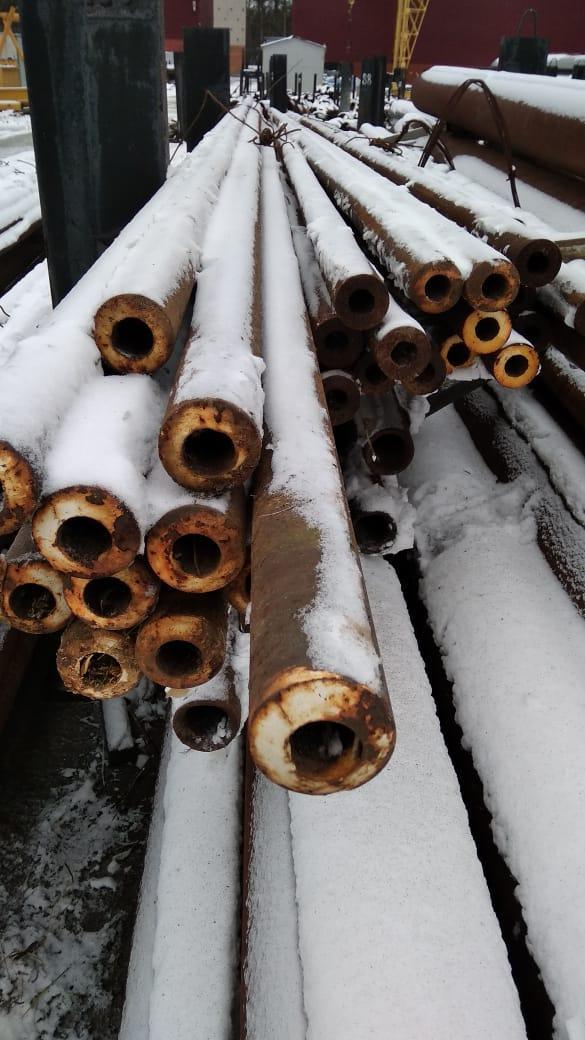 Трубы 73/18 сталь 35 ГОСТ 8731-74 бесшовные стальные отрежем в любой необходимый размер.