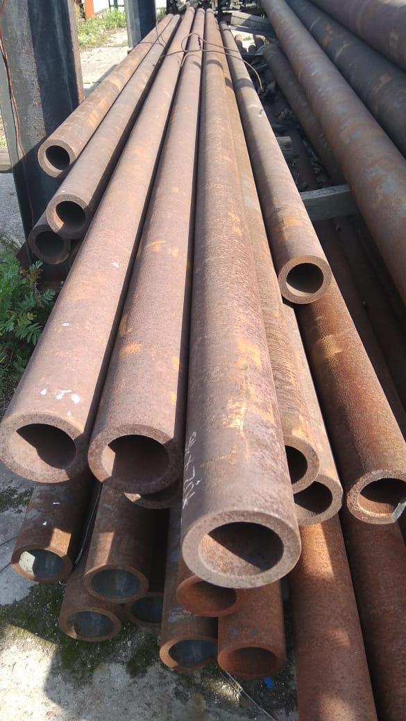 Труба толстостенная 102х16 горячекатаная бесшовная стальная ГОСТ 8732-78