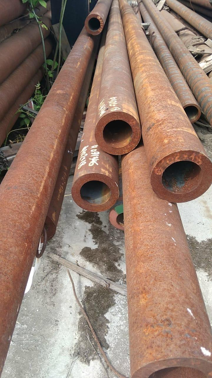 Трубы черные стальные 102*18 горячедеформированные ГОСТ 8731-74