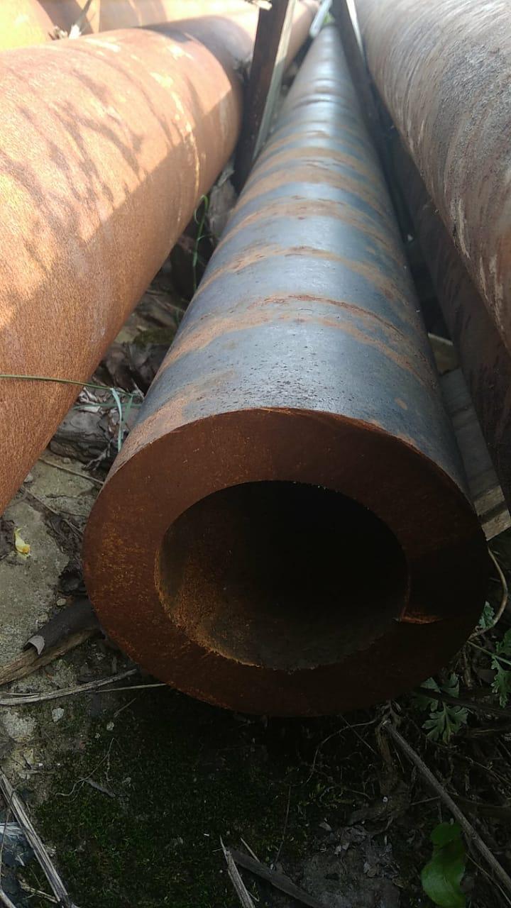 Продам трубу  133х25 сталь 45 толстостенную стальную бесшовную ГОСТ 8732-78 от 1 метра.