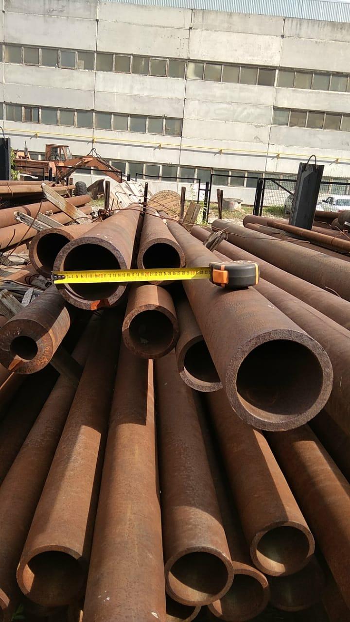 Труба толстостенная 159х16 стальная бесшовная горячекатаная ГОСТ 8732-78