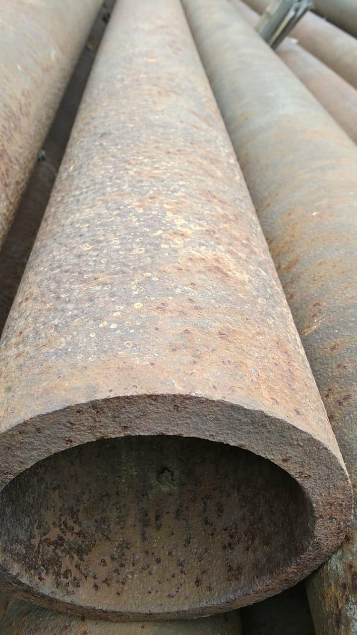 Труба толстостенная 159х16 стальная бесшовная горячекатаная ГОСТ 8732-78 купить из наличия со склада от 1 метра.
