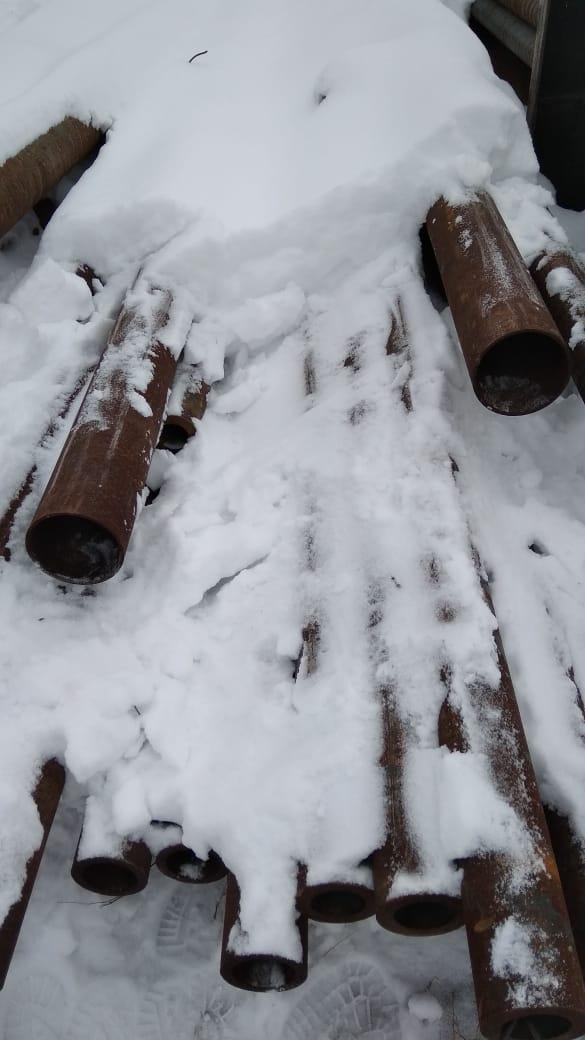 Трубы черные стальные 159/6 сталь 13ХФА горячедеформированные ГОСТ 8731-74 можно купить со склада от 1 метра.