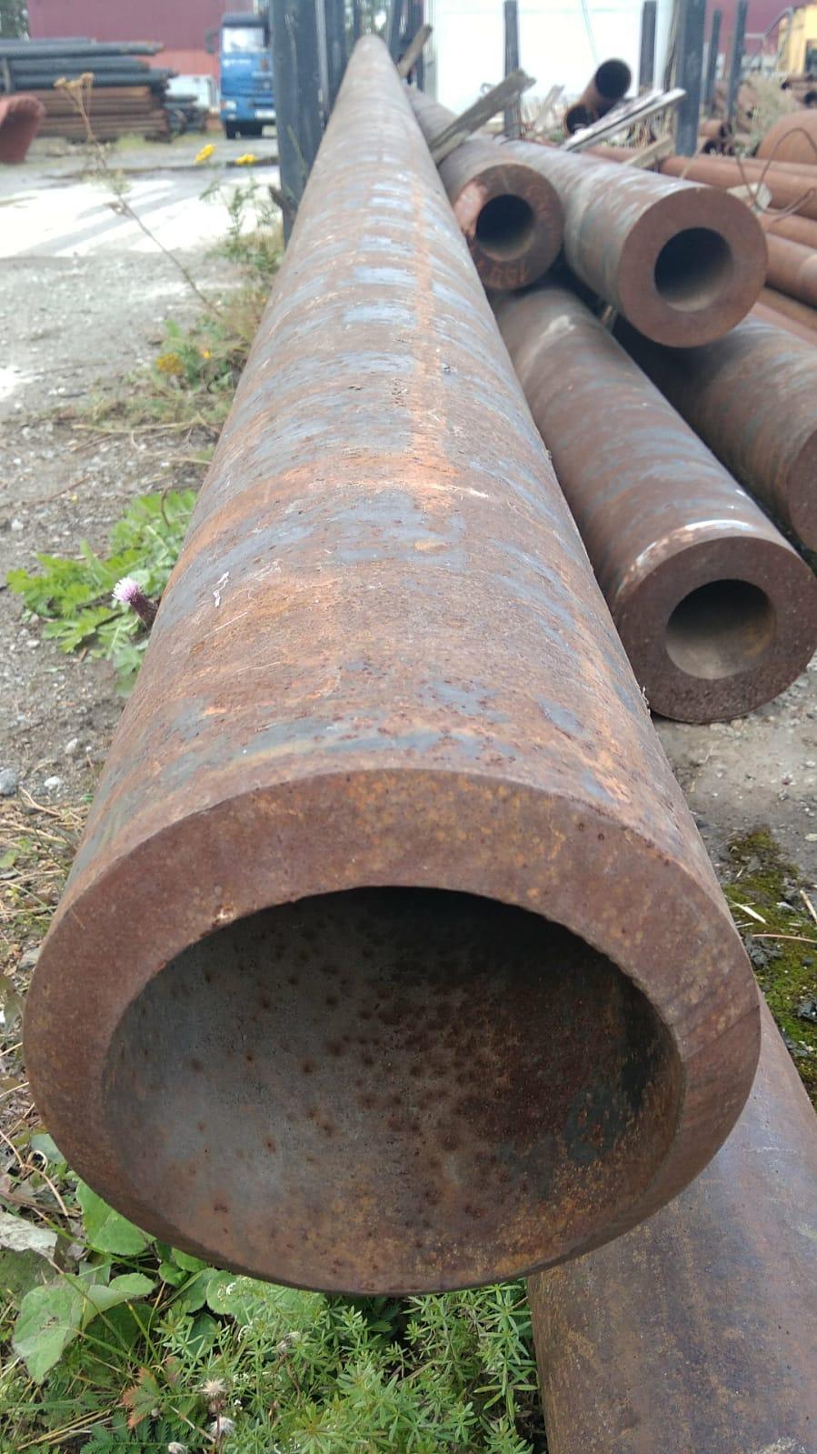Продам трубу 168*20 толстостенную стальную бесшовную ГОСТ 8732-78 от 1 метра.