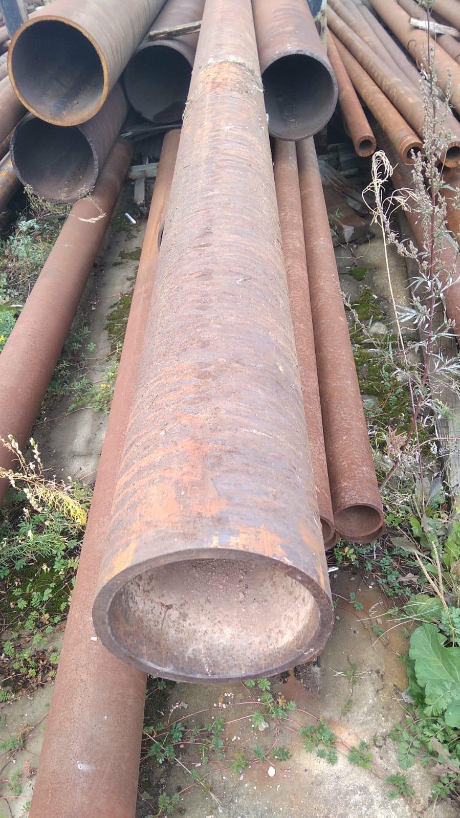 Продам трубу толстостенную 194/12 стальную бесшовную горячекатаную ГОСТ 8732-78
