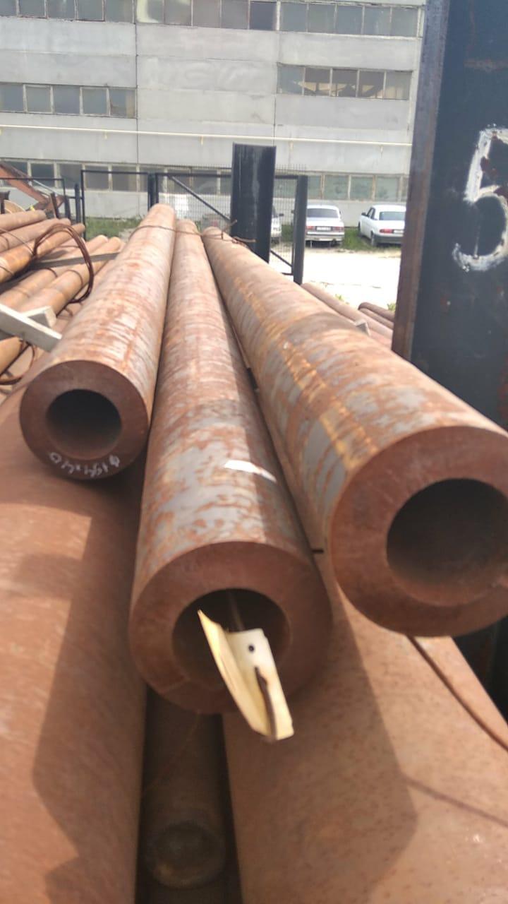 Продам трубу  194х40 толстостенную стальную бесшовную ГОСТ 8732-78 от 1 метра.