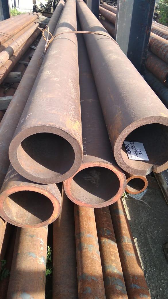 Труба толстостенная 245х25 горячекатаная бесшовная стальная ГОСТ 8732-78
