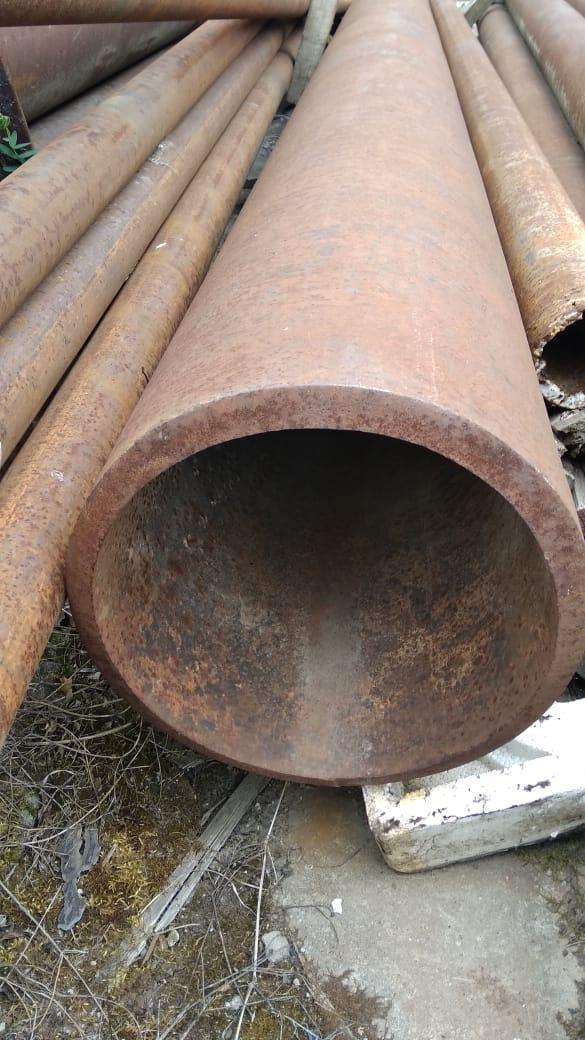 Труба толстостенная 273х16 горячекатаная бесшовная стальная ГОСТ 8732-78