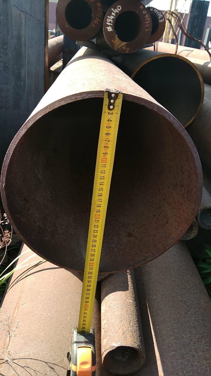 Труба 325х9 толстостенная стальная бесшовная горячекатаная ГОСТ 8732-78 со склада в г. Екатеринбурге от 1 метра и в любой размер.
