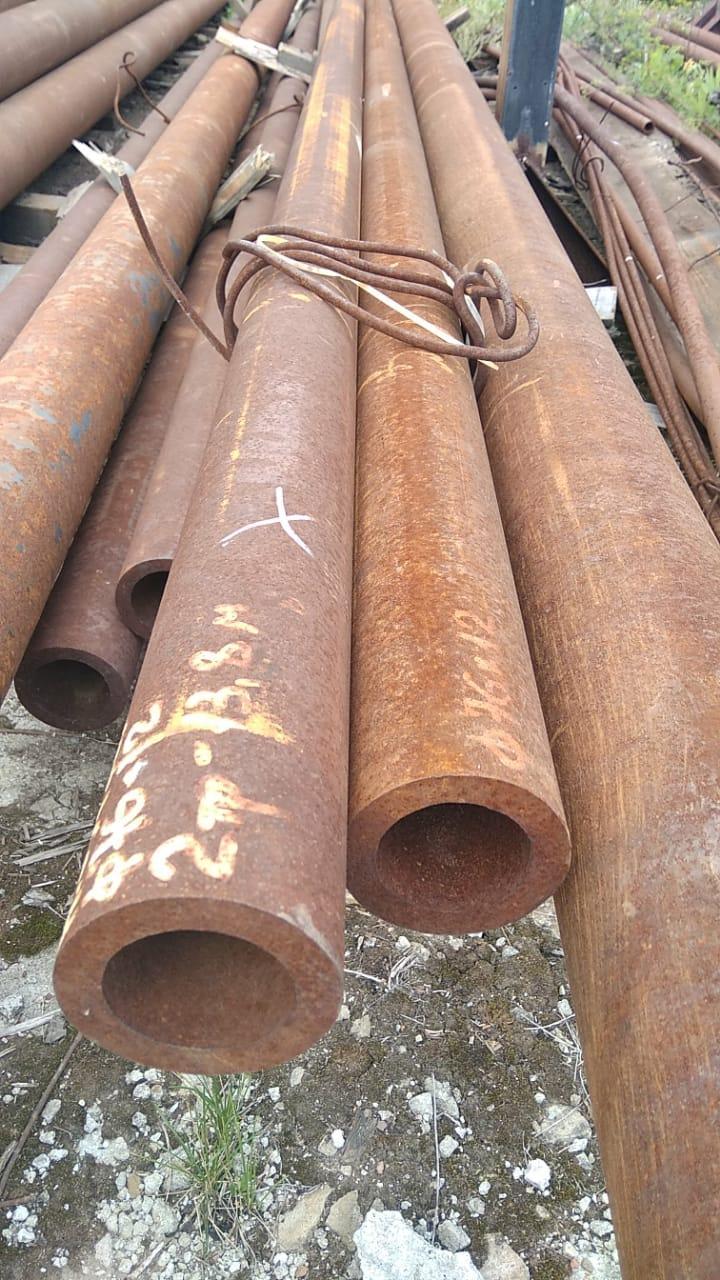 Продам трубу  76*12  толстостенную стальную бесшовную ГОСТ 8732-78 от 1 метра.