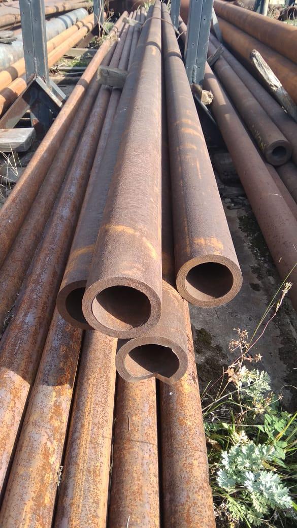 Труба толстостенная 89х12 горячекатаная бесшовная стальная ГОСТ 8732-78